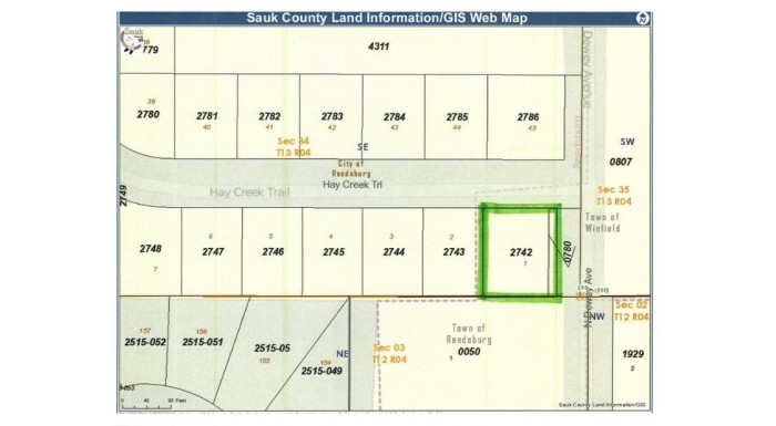 Lot 1 Hay Creek Trails Reedsburg, WI 53959 by First Weber Inc $20,500