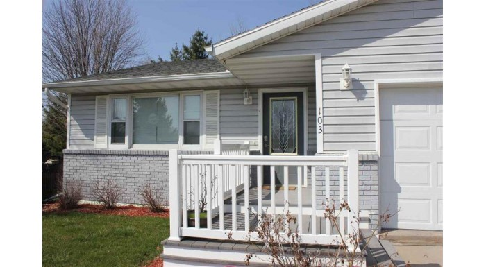 103 W Oak St Cottage Grove, WI 53527 by Realty Executives Cooper Spransy $169,900