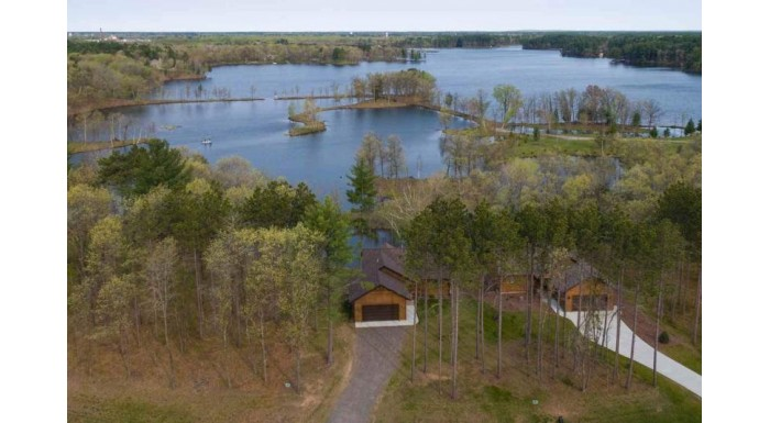 6886 Cove Tr Saratoga, WI 54494 by Rome Realty Llc $259,900