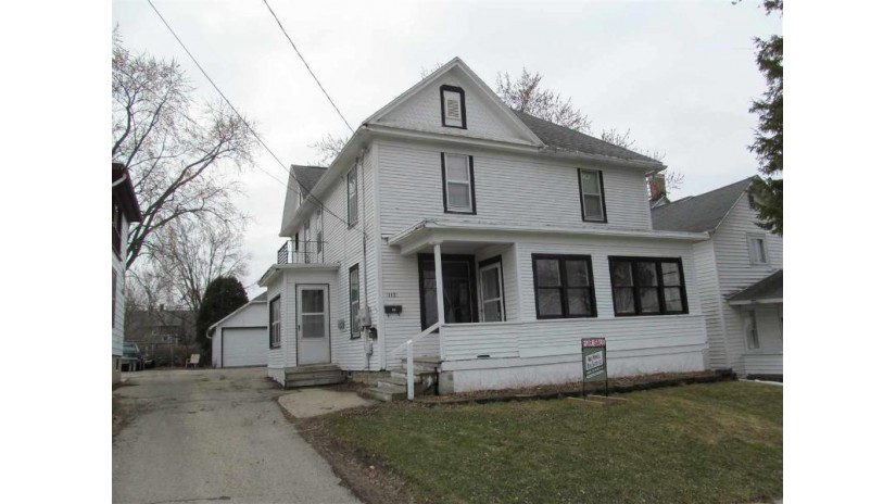 113 E Mill St Beaver Dam, WI 53916 by Mike Wissell Real Estate Llc $112,000