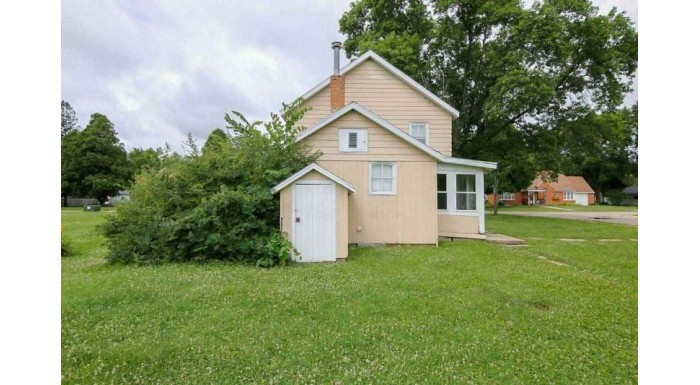1201-1203 Blue Mounds St Black Earth, WI 53515 by Century 21 Affiliated $86,000