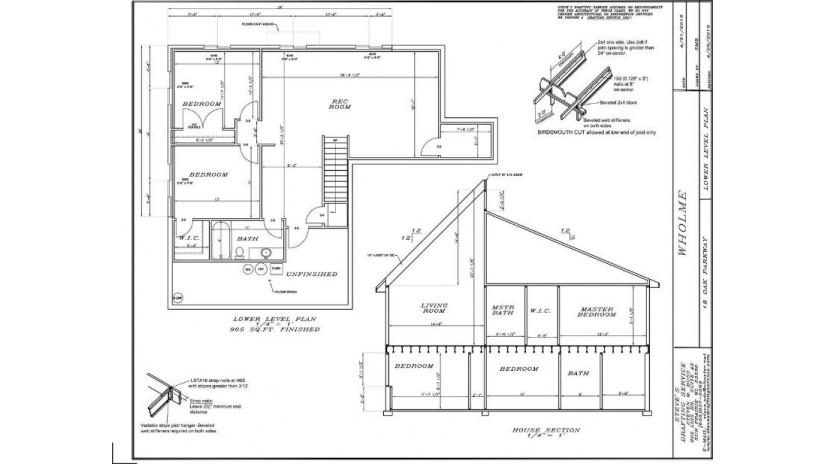 18 Oak Park Way Fitchburg, WI 53711 by Restaino & Associates $389,900