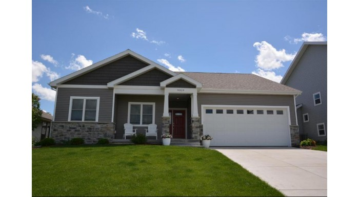 9439 Stoneywood Blvd Madison, WI 53562 by Midwest Homes Realty $399,900