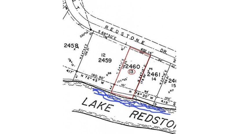 L13 E Redstone Dr La Valle, WI 53941 by Re/Max Preferred $129,900