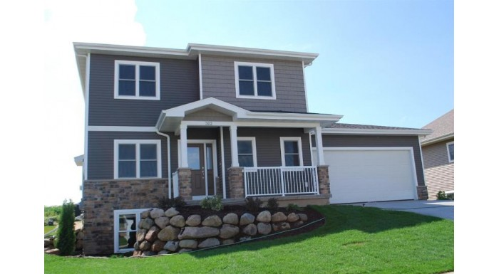 544 Big Stone Tr Madison, WI 53562 by Midwest Homes Realty $459,900