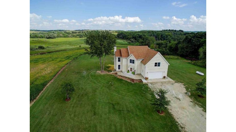N3210 County Road A Oakland, WI 53538-9151 by First Weber Inc $539,900