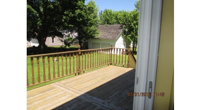 428 W Fountain St Columbus, WI 53925 by Re/Max Preferred $189,900