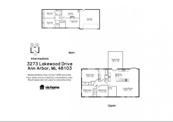 3273 Lakewood, Ann Arbor, MI, 48103