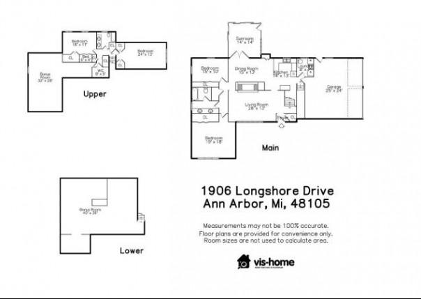 1906 Long Shore, Ann Arbor, MI, 48105