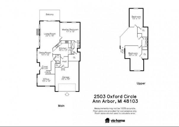 2503 Oxford, Ann Arbor, MI, 48103