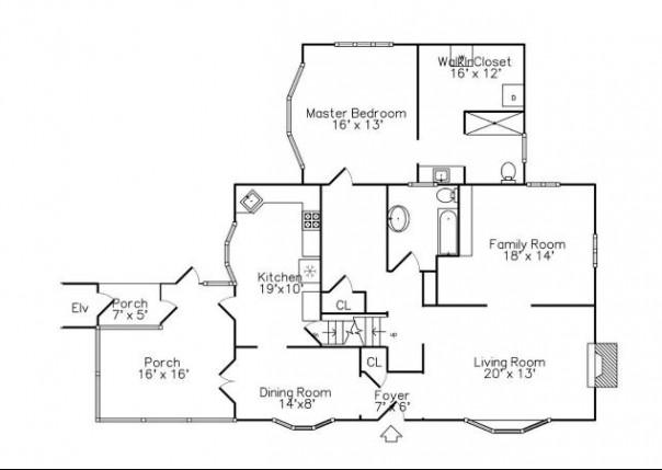1925 Austin, Ann Arbor, MI, 48104