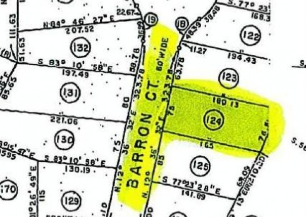 Lot 124 Barron Ct Onsted, MI 49265 by Foundation Realty, Llc $4,900