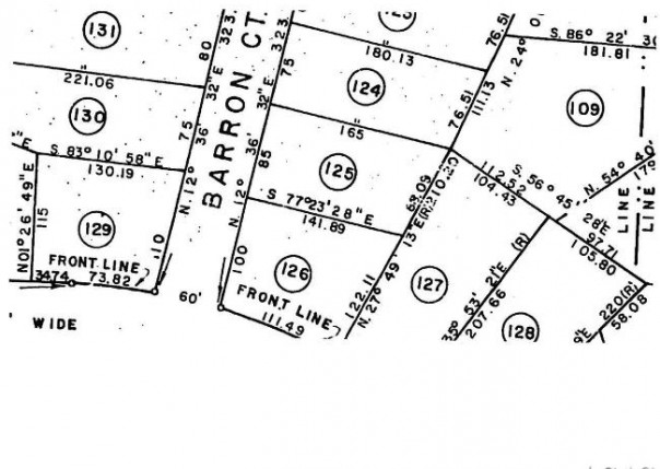 Lot 125 Barron Ct Onsted, MI 49265 by Re/Max Main Street Realty $7,500