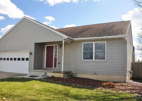 1106 Jane St. Tecumseh, MI 49286 by Howard Hanna Real Estate Services-Tecumseh $145,000