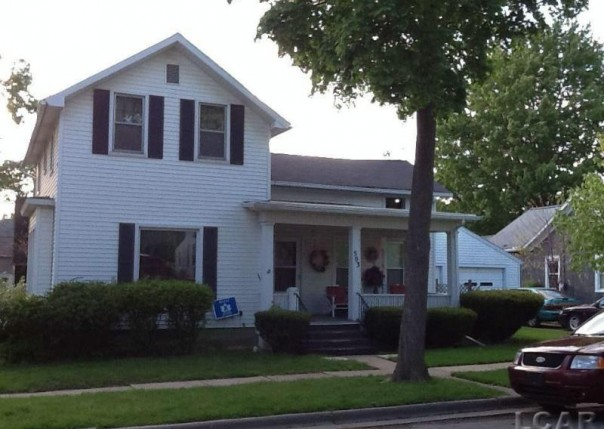 503 Ormsby Adrian, MI 49221 by Korican Real Estate $64,900