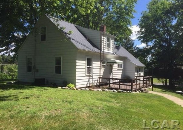 7601 W US 12 Onsted, MI 49265 by Irish Hills Realty $139,900