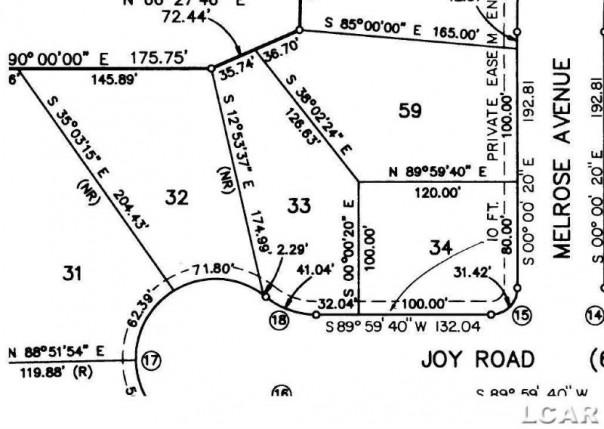 1952 Joy Rd Adrian, MI 49221 by Re/Max Main Street Realty $9,900