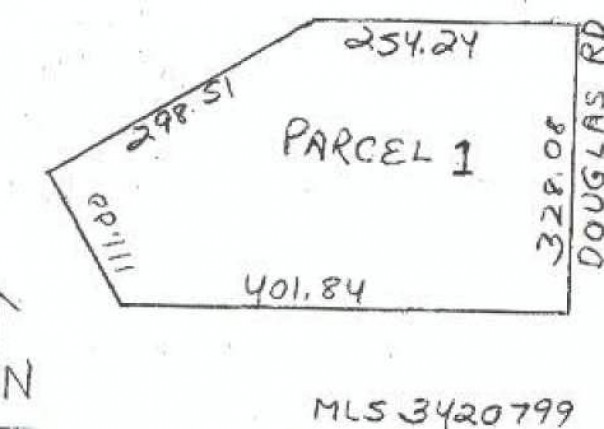0 DOUGLAS RD Ida, MI 48140 by Vandergrift Company $99,900