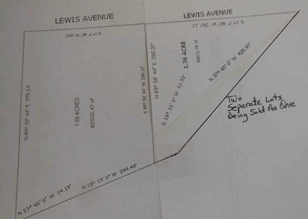 0 LEWIS AVE Temperance, MI 48182 by Vandergrift Company $59,000