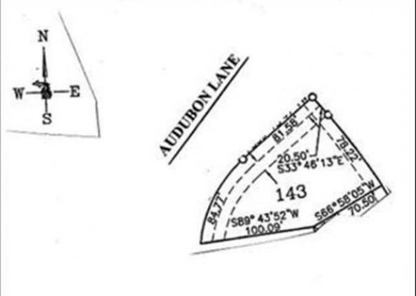 7486 AUDUBON Newport, MI 48166 by Berkshire Hathaway Hudkins Realtors $24,900