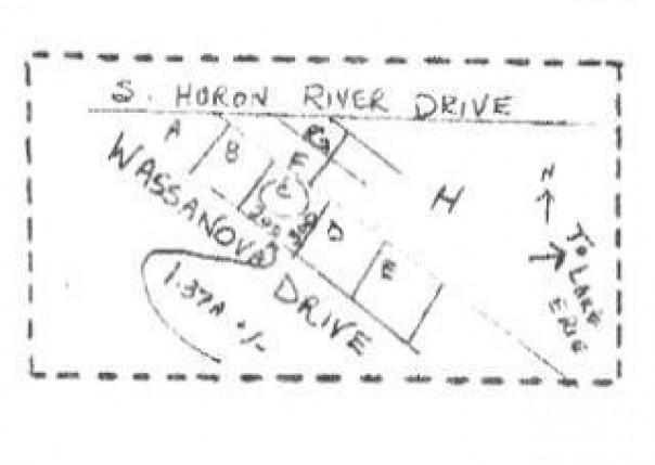 0 WASSANOVA RD South Rockwood, MI 48179 by Raisin River Realty $29,900