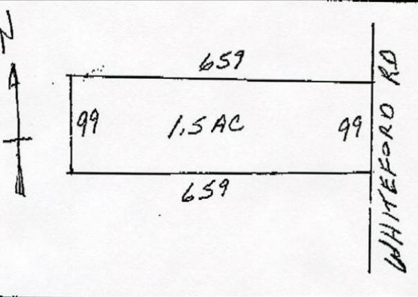 0 WHITEFORD RD Ottawa Lake, MI 49267 by Vandergrift Company $29,500