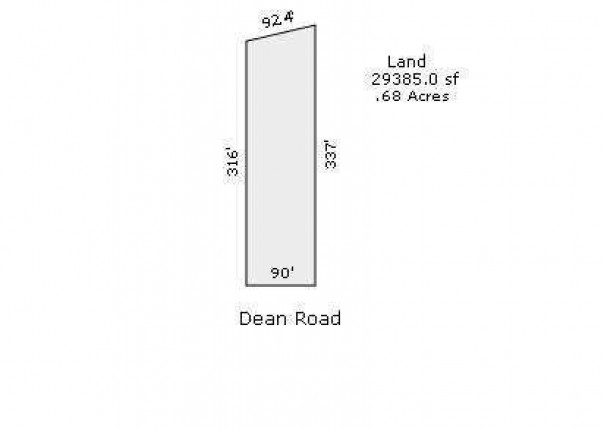 0 E DEAN Temperance, MI 48182 by Home Buyers Marketing Ii, Inc $14,900