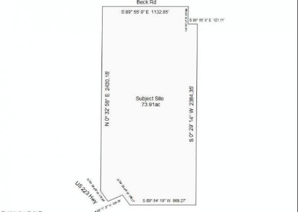 0 MEMORIAL HWY Ottawa Lake, MI 49267 by Home Buyers Marketing Ii, Inc $325,000