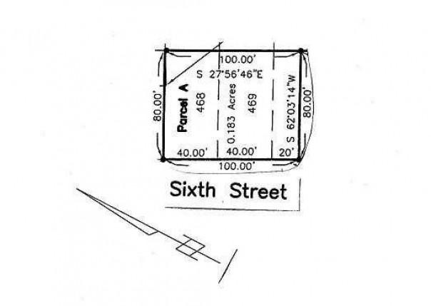 0 SIXTH Newport, MI 48166 by Berkshire Hathaway Hudkins Realtors $7,500