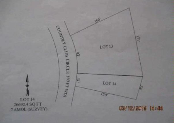 2144 COUNTRY CLUB CIRCLE Monroe, MI 48162 by The Laboe Real Estate $65,000