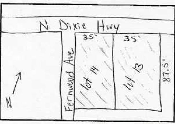 0 N DIXIE Monroe, MI 48162 by Coldwell Banker Haynes R.e. $19,900