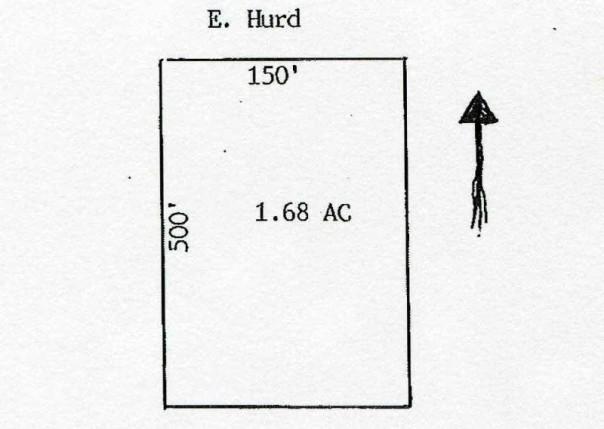 0 E HURD ROAD Monroe, MI 48162 by Berkshire Hathaway Hudkins Realtors $39,900