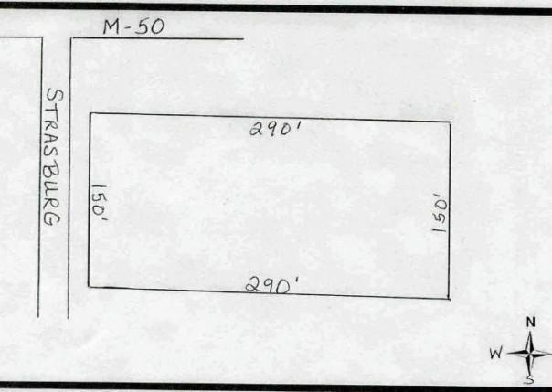 0 STRASBURG ROAD Monroe, MI 48161 by Coldwell Banker Haynes R.e. $39,900