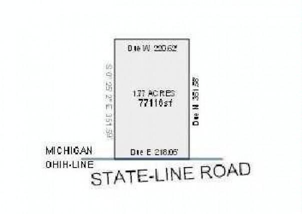 408 W STATELINE Temperance, MI 48182 by Real Estate 4u $24,900