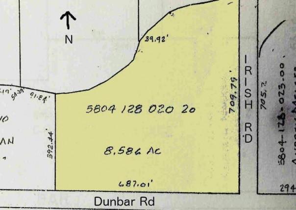 0 W DUNBAR Dundee, MI 48131 by Coldwell Banker Haynes R.e. $59,900