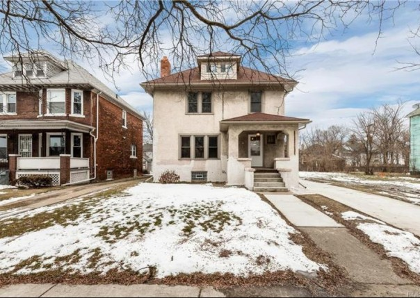 902  Atkinson,  Detroit, MI