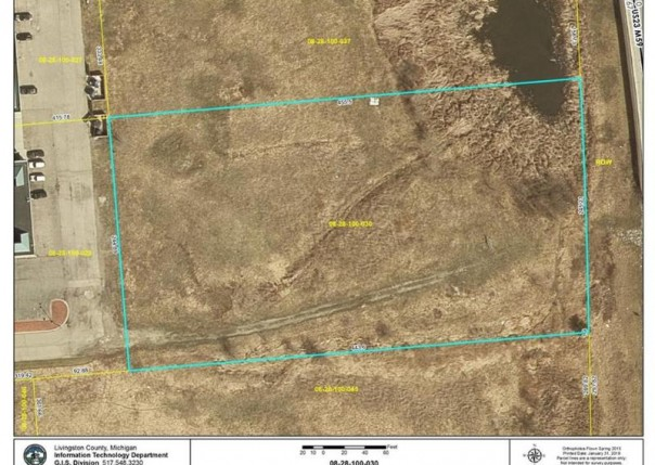 V/L Parcel C Old Us-23, Howell, MI, 48843