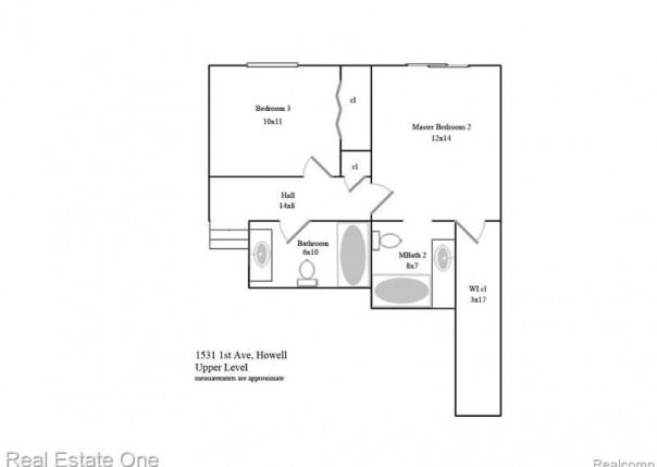 1531 1st, Howell, MI, 48843