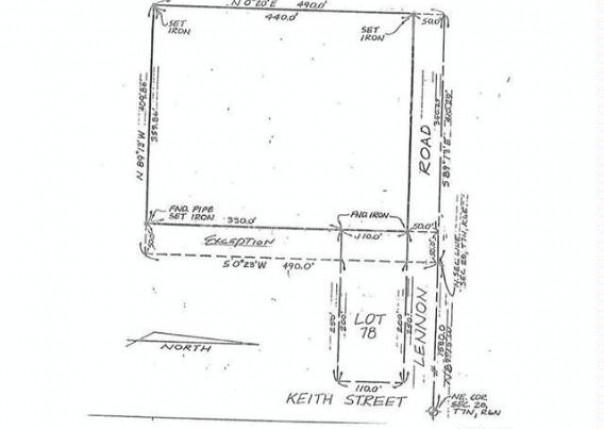 0  Lennon Rd,  Flint, MI 48507 by Berkshire Hathaway Homeservices Michigan Real Esta $225,000