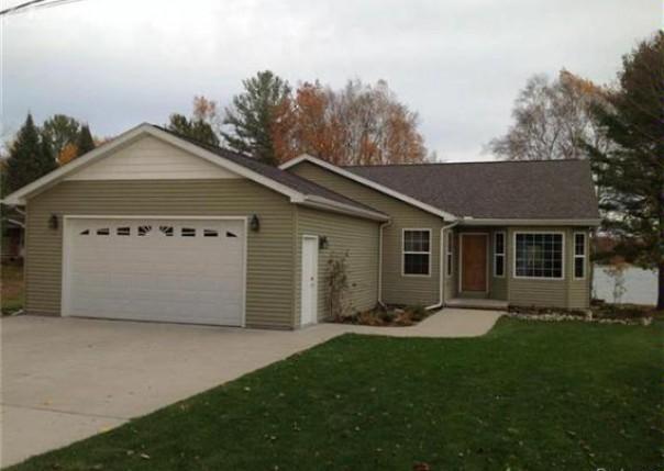 3617  Cedar St,  Greenbush, MI 48738 by Keller Williams Realty $299,500