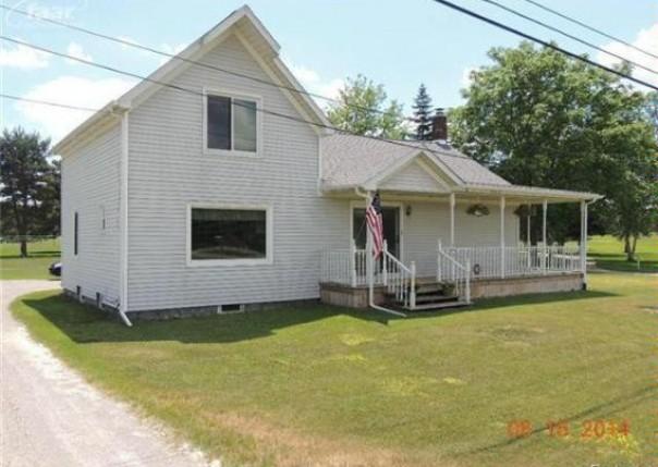 5590 E Sanilac Rd,  Kingston, MI 48741 by J. Mcleod Realty, Inc. $79,900