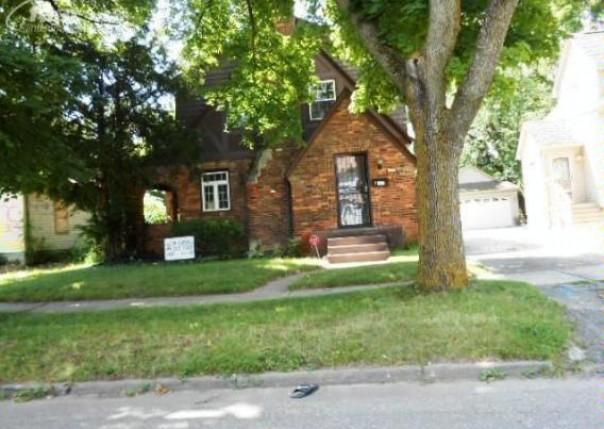 317 W Witherbee Street Flint, MI 48503 by Century 21 Woodland Realty $18,000