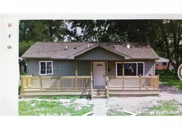638 W Ruth Ave,  Flint, MI 48505 by Century 21 Woodland Realty $8,900