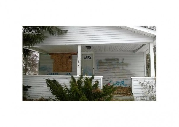 1301 Clancy Avenue Flint, MI 48503 by Gebrael Management $6,500