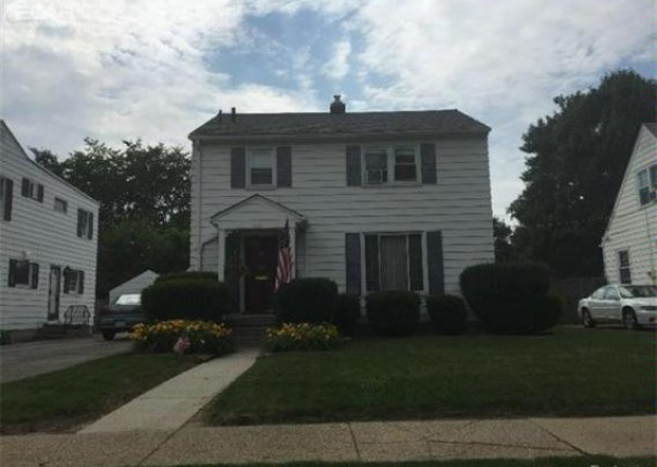 522  Chandler St,  Flint, MI 48503 by First Americorp $29,900