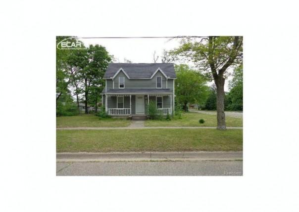 157 S Genesee Street Montrose, MI 48457 by Remax Grande $59,900