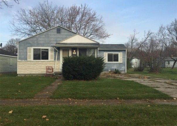 1701  Polly St,  Flint, MI 48505 by First Americorp $48,300