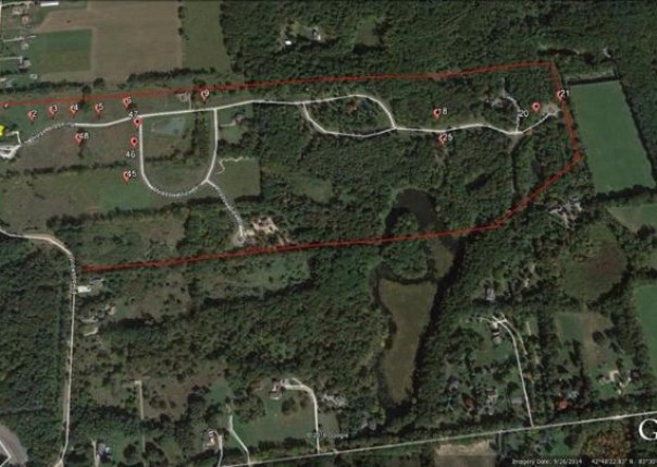 12650  Elk Ridge Crossing,  Holly, MI 48442 by International Realty & Management Llc $39,900