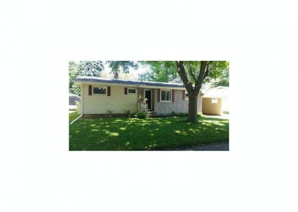 1907  Harden Dr,  Owosso, MI 48867 by Erealty $66,900