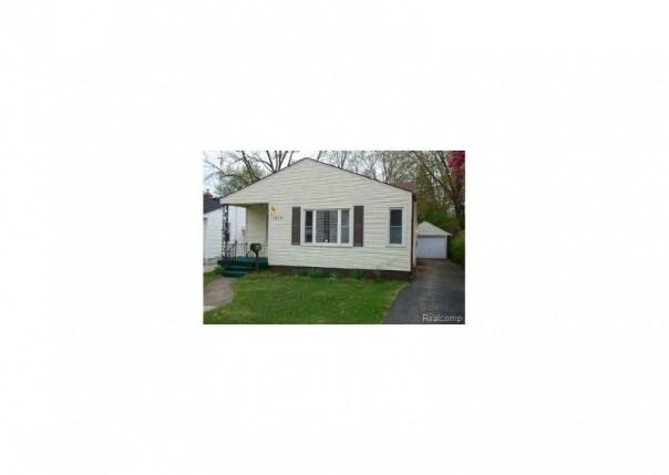 1410  Bradley Ave,  Flint, MI 48503 by Keller Williams Realty $35,000